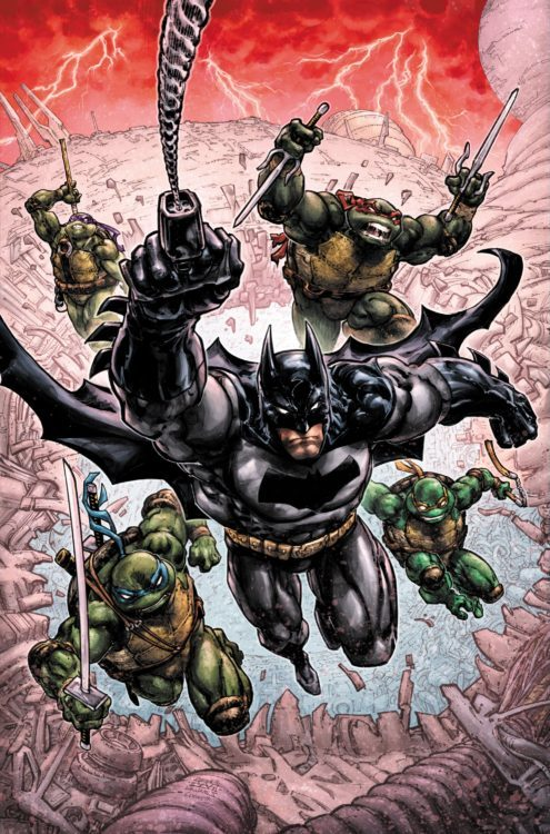 Batman TMNT Vol. 3