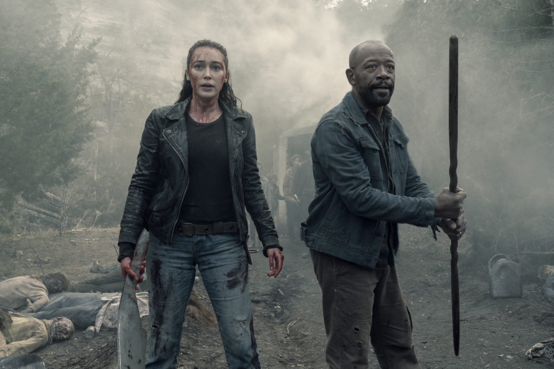 Fear The Walking Dead Season 5 Episode 1