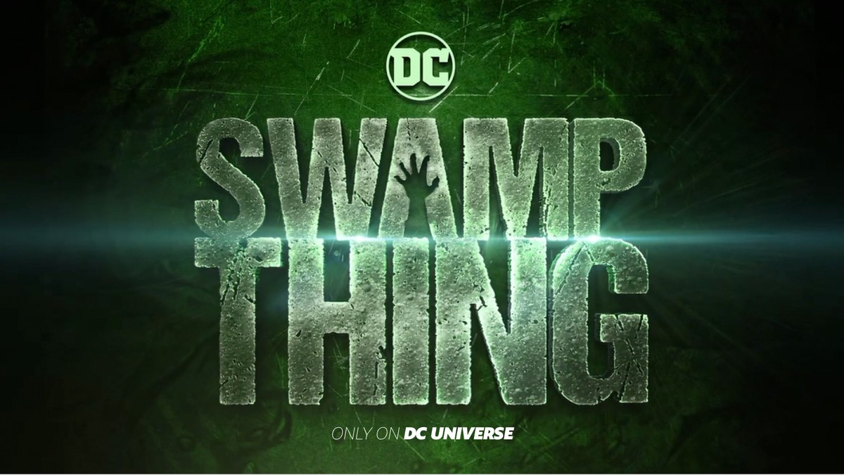 Swamp Thing From DC Universe