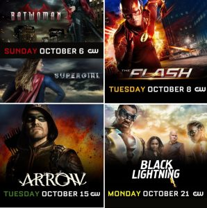 DC TV Fall 2019
