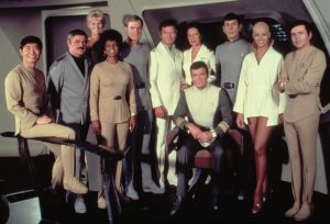 Star Trek: The Motion Picture - Bridge Crew