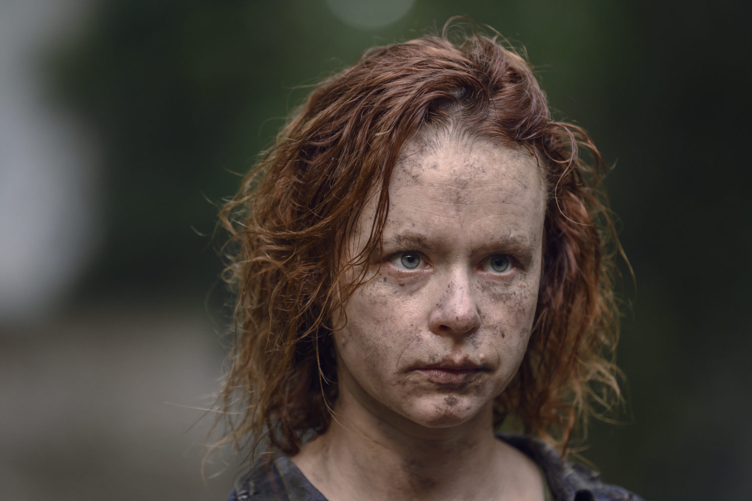 Thora Birch as Gamma - The Walking Dead _ Season 10
