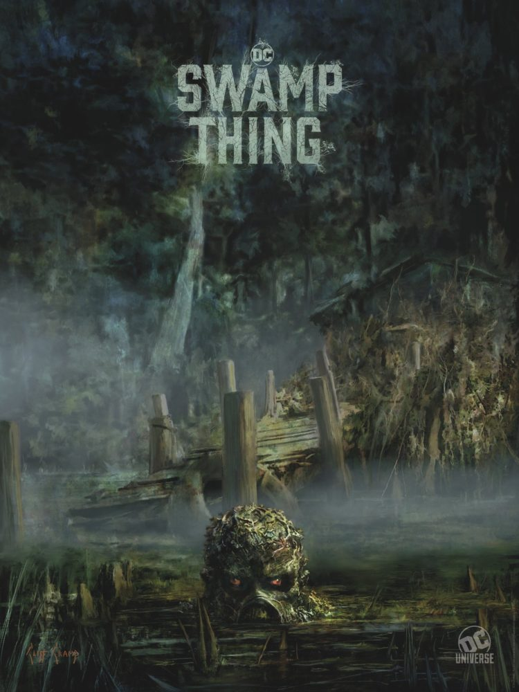 Swamp Thing SDCC 2019 Poster