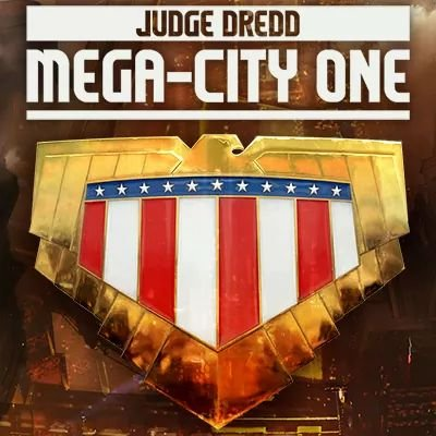 Judge Dredd: Mega-City One logo