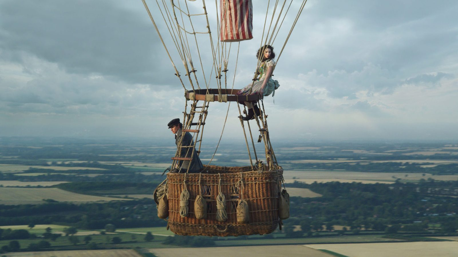 The Aeronauts First Look