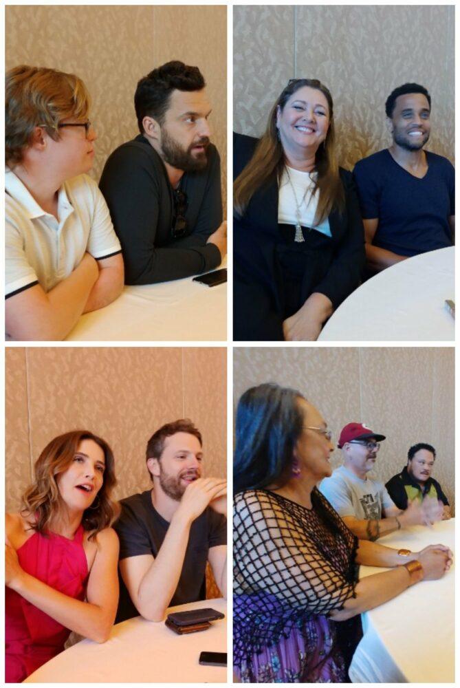 Ep 282 - Stumptown Cast & Producer Interviews