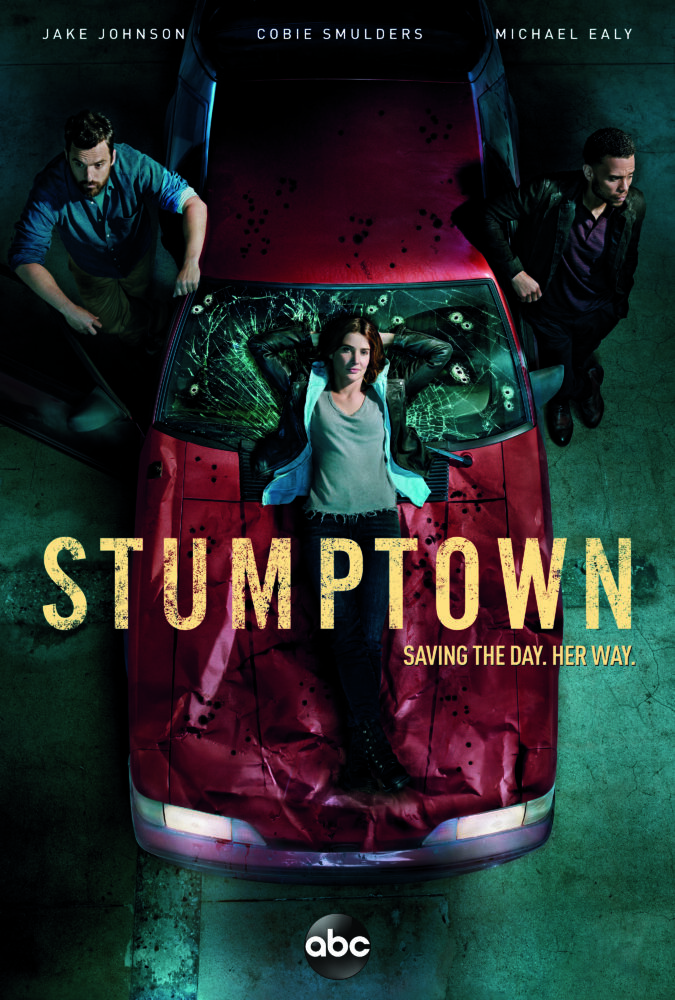 Stumptown Season 1 Poster