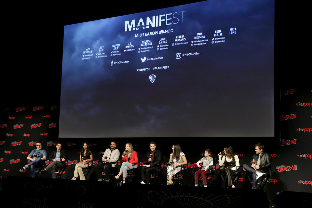Manifest at NYCC 2019
