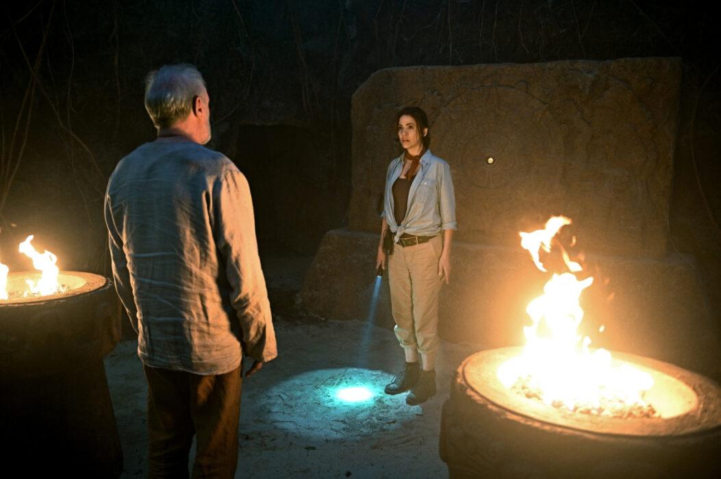Andrea Rojas on Supergirl Season 5