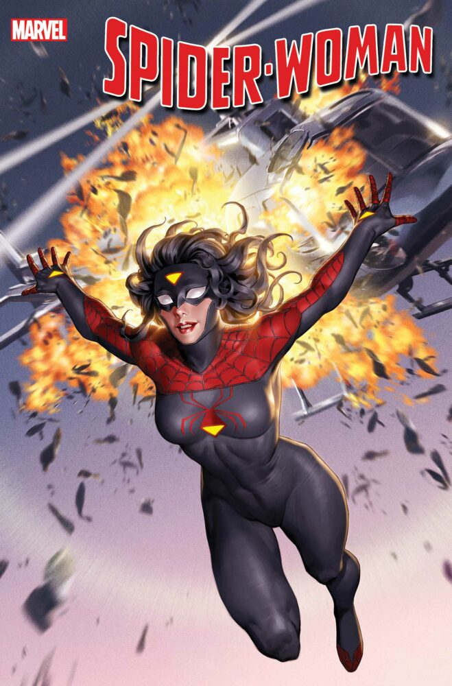 Spider-Woman #1 (2020)