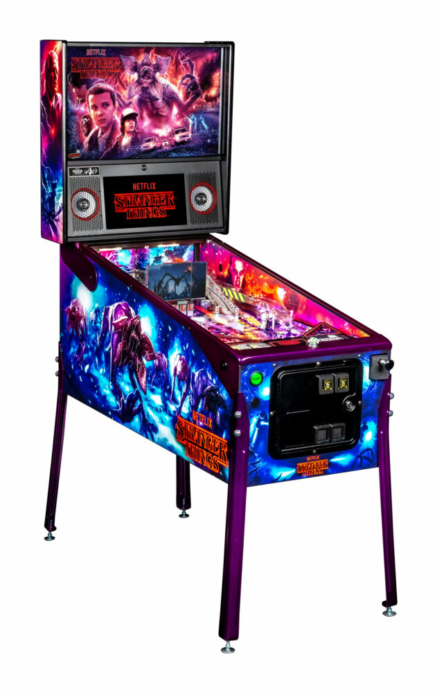 Stranger Things Pinball - Limited Edition