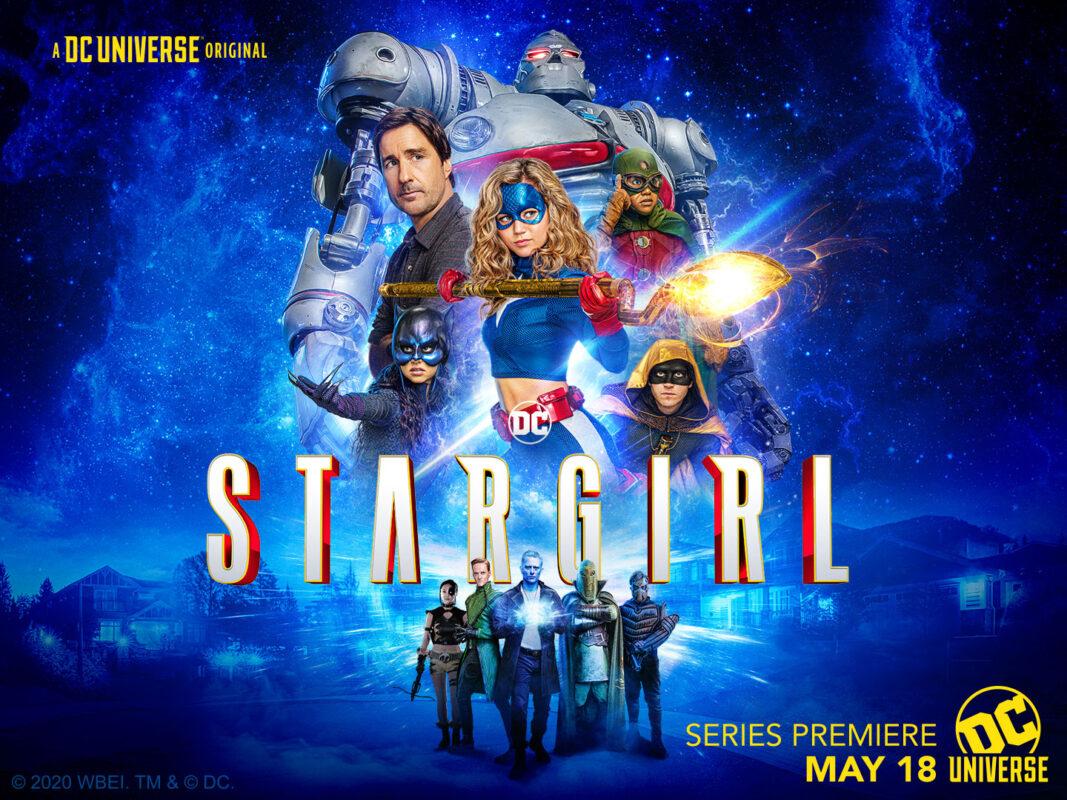 DC's Stargirl on DC Universe