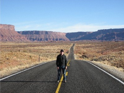 Dermot and the Road