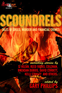 Scoundrels by Gary Phillips, editor