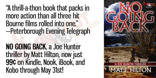 Down & Out Books May 2017 Promotion