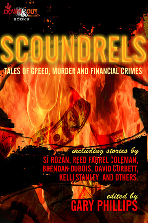 Scoundrels edited by Gary Phillips