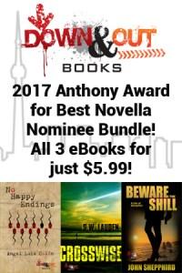 Anthony Award 2017 Novella Nominees Bundle