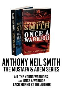 Anthony Neil Smith: The Mustafa & Adem Series