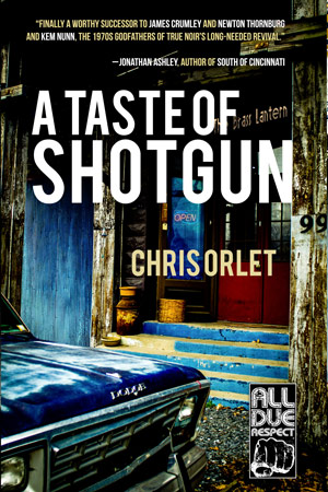 A Taste of Shotgun by Chris Orlet