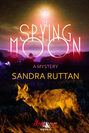 The Spying Moon by Sandra Ruttan