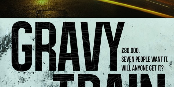 New from All Due Respect: Gravy Train by Tess Makovesky