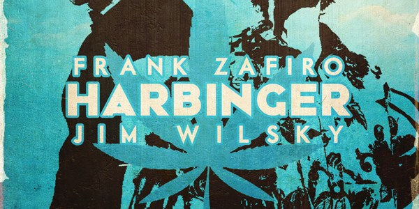 New from Down & Out Books: Harbinger by Frank Zafiro and Jim Wilsky