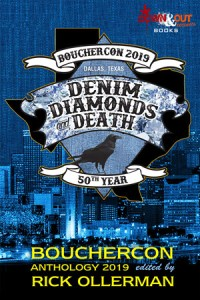 Denim Diamonds and Death edited by Rick Ollerman