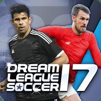 Dream League Soccer 2017 v4.03 APK وزارة الدفاع هاك + المال غير محدود الروبوت