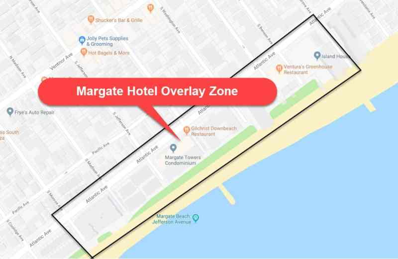 Margate Hotel Overlay Zone New Jersey Plannign Board