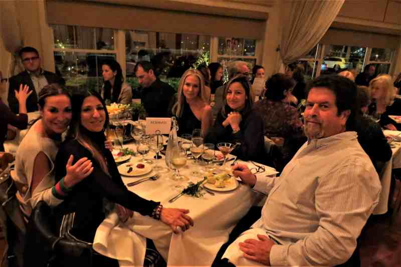 Jewish Family Service Herb Dinner