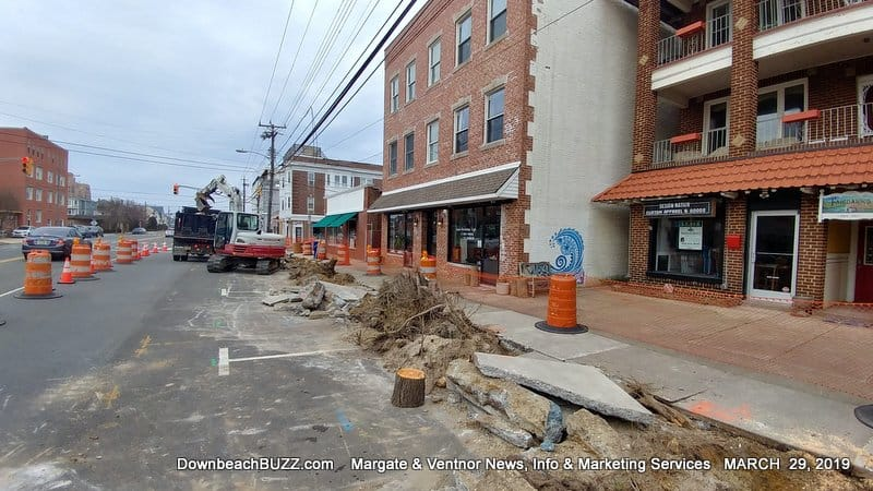 New Ventnor Streetscape On The Way