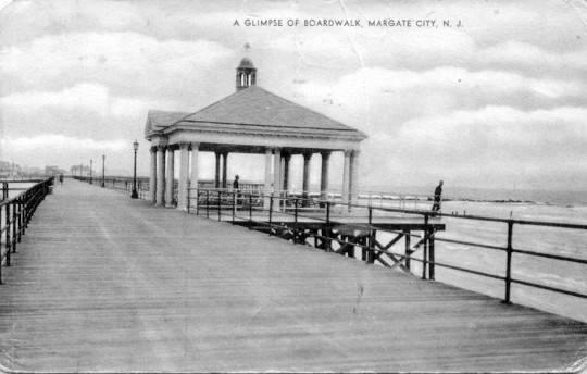 Margate Boardwalk