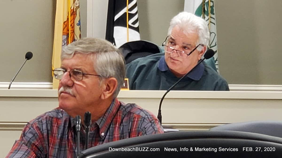 Margate Planning Zoning Board Tom Collins