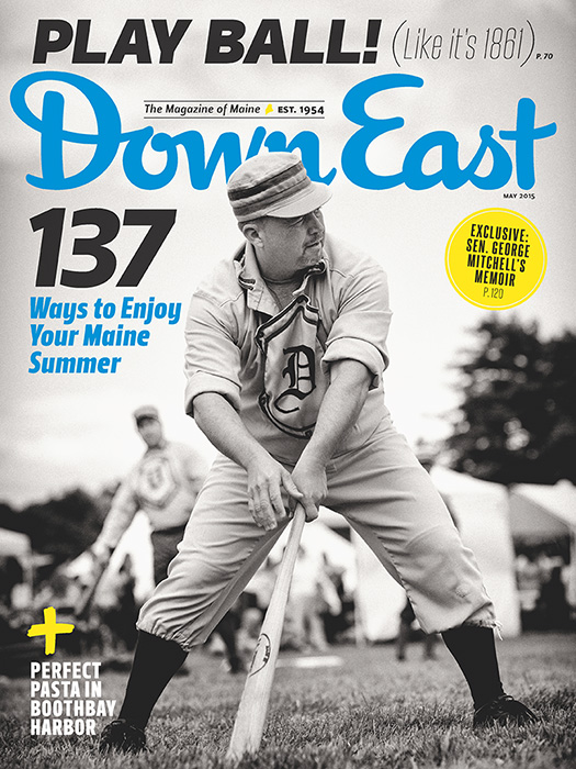 Down East May 2015 Cover