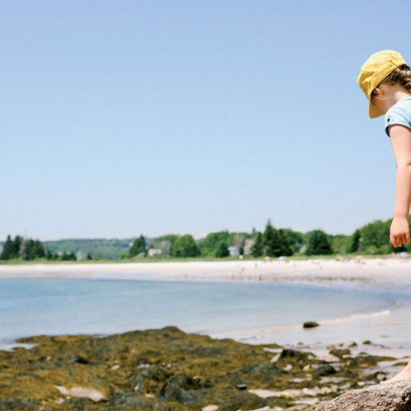 Family vacation destinations in Maine