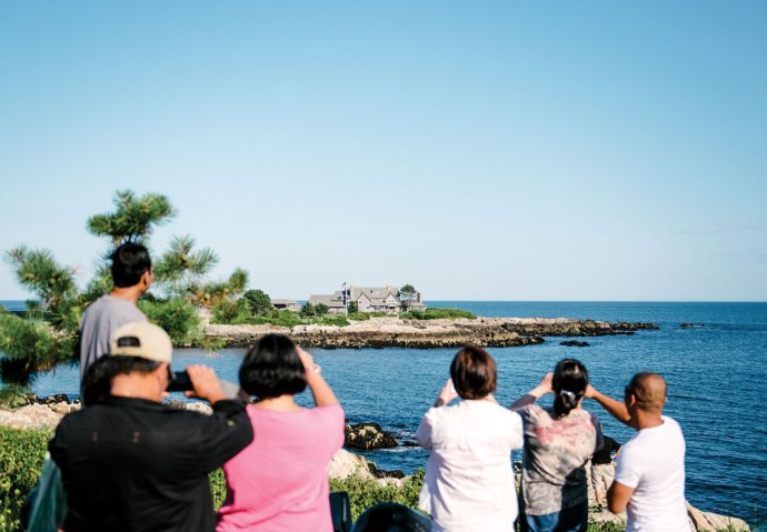 Kennebunkport, Bush Family Compound