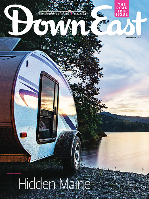 down east september 2016 cover