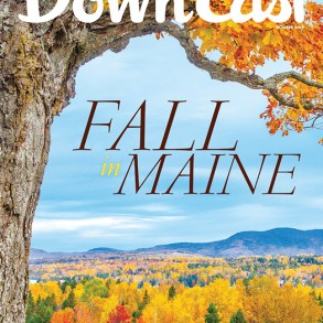 down east october 2016 cover