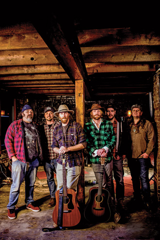 Mallett Brothers Band