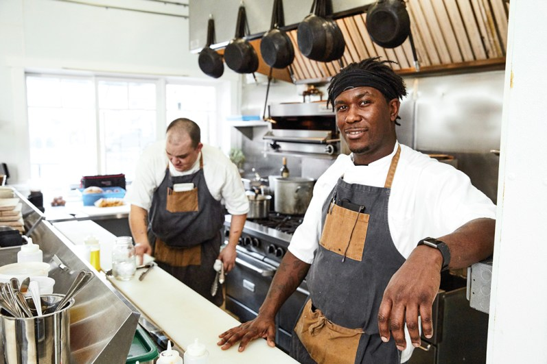 two cooks
