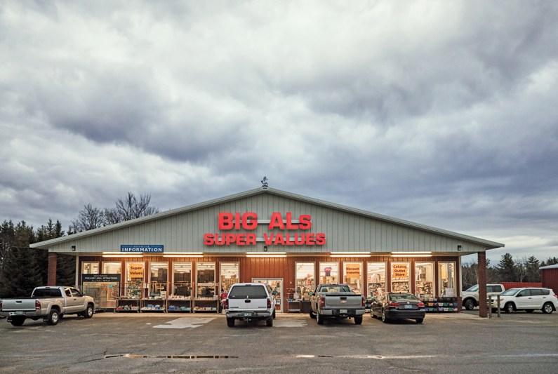 big al's storefront