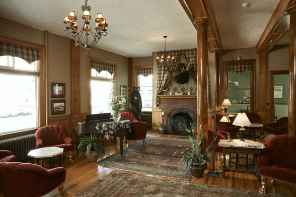 The Rangeley Inn - Maine Inns