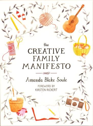 The Creative Family Manifesto