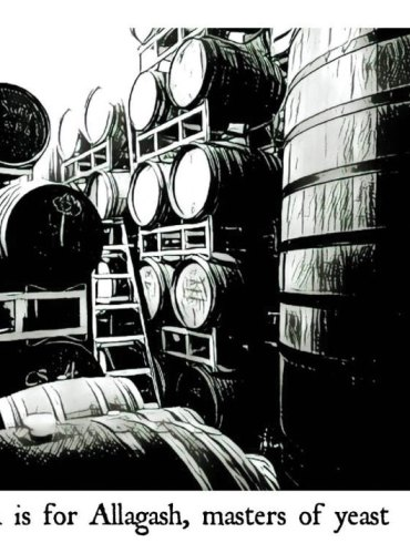 A is for Allagash, masters of yeast