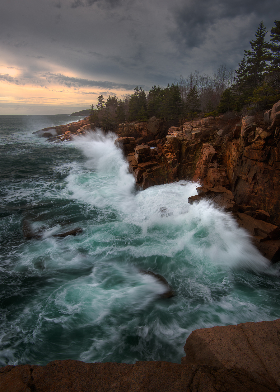 Acadia-National-Park-by-Colin-Zwirner