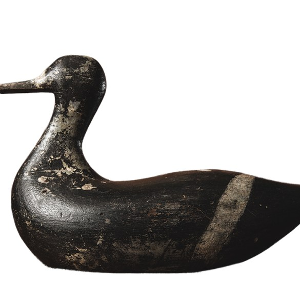 Antique Duck