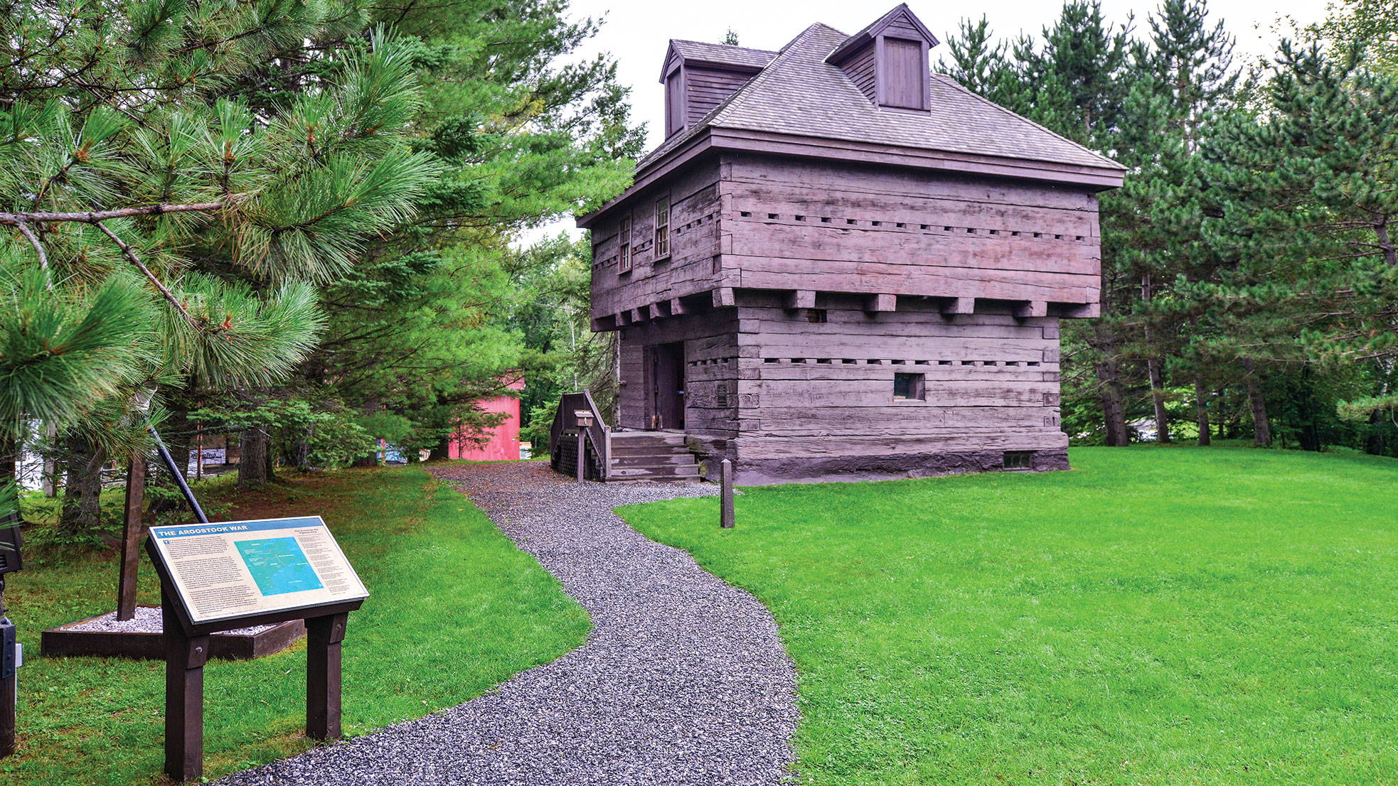 Fort Kent Blockhouse