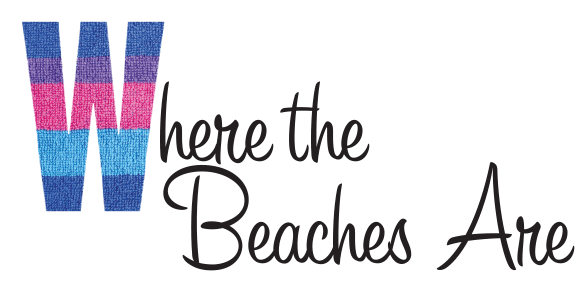 Where the beaches are