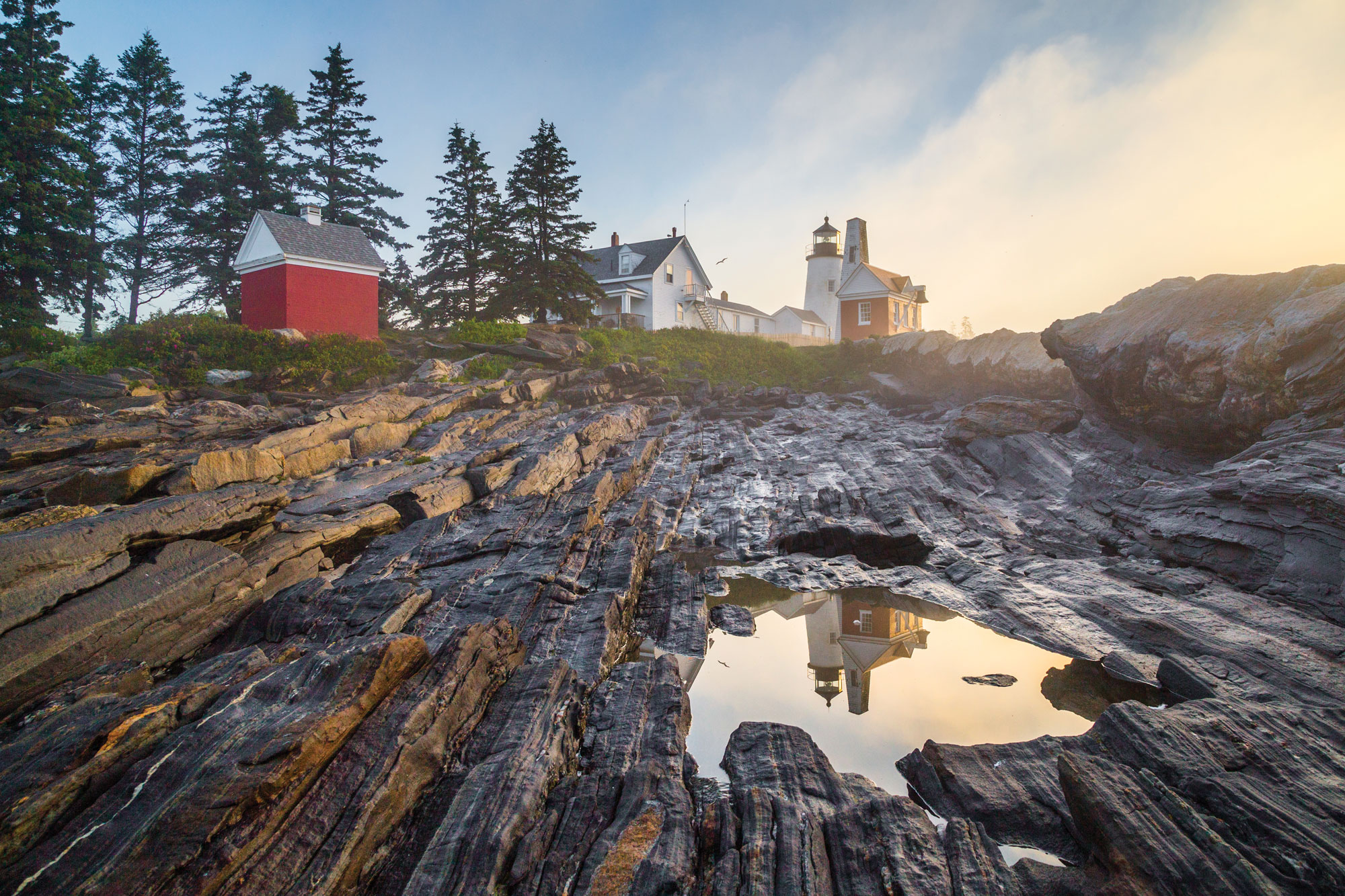 Pemaquid Point Light