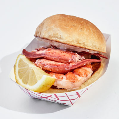 The Clam Shack's Lobster Roll